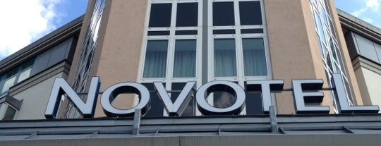 Novotel is one of Southern Jets Innanashional Layover Hotels.