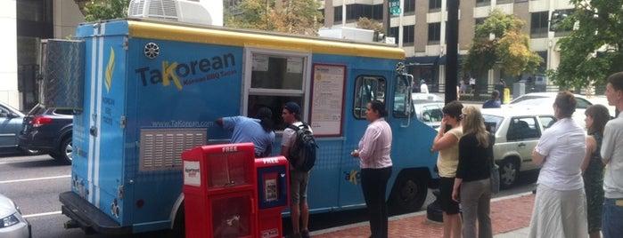 TaKorean is one of DC's Best Food Trucks.