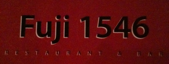 Fuji1546 Restaurant & Bar is one of Meet & Eats.