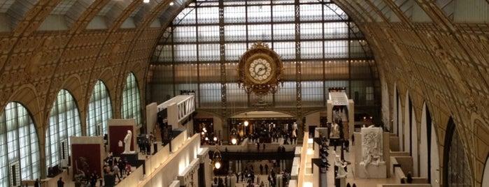 オルセー美術館 is one of Relax in Paris.