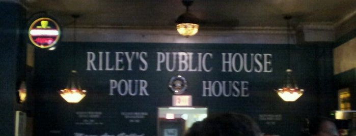Riley's Pour House is one of Orte, die Faithy gefallen.