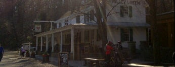 Valley Green Inn is one of NY Region Old-Timey Bars, Cafes, and Restaurants.