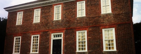 George Wythe House is one of Things I plan to do in Williamsburg.