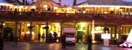 Covent Garden is one of London City Guide.