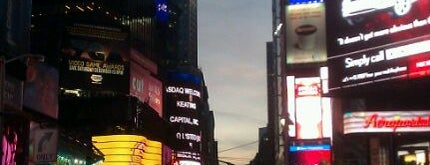 Times Square is one of NYC to do.