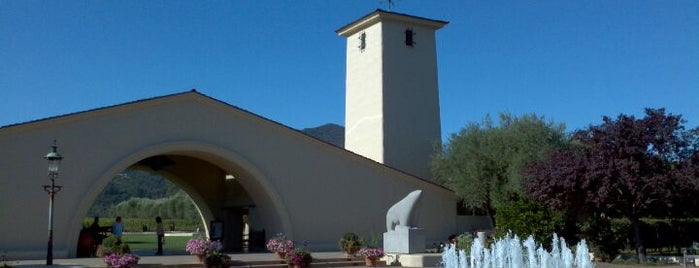 Robert Mondavi Winery is one of Film. Food. Wine..