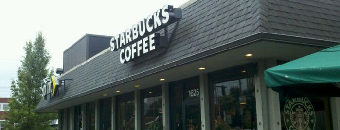 Starbucks is one of Malcolm's Liked Places.