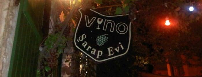 Vino Şarap Evi is one of yenilesii.