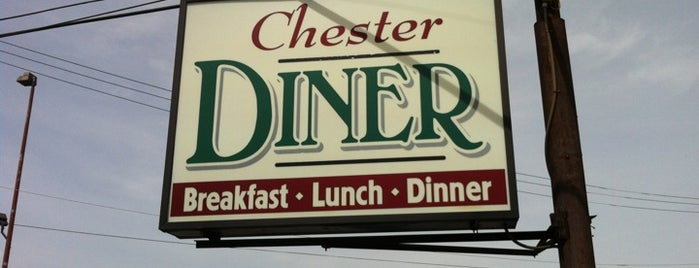 Chester Diner is one of Catkills.