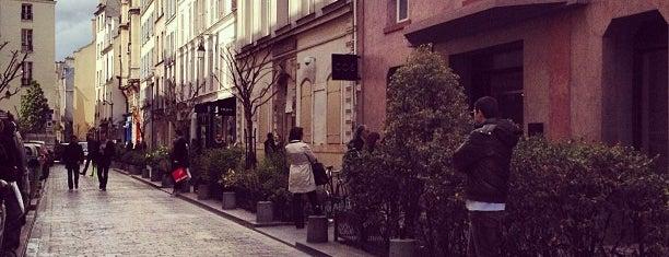 Le Marais is one of Guia Paris.