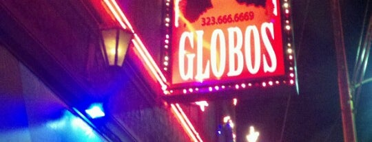 Club Los Globos is one of Posti salvati di Cengiz.