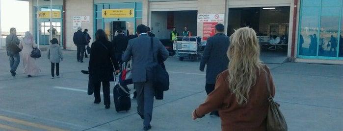 Konya Havalimanı (KYA) is one of Dilek : понравившиеся места.