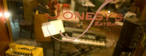 Jonesy's Eat Bar is one of Denver's Best Bars - 2012.