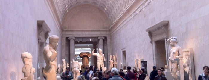 The Metropolitan Museum of Art is one of NYC to do.