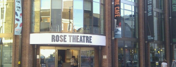 Rose Theatre is one of Posti che sono piaciuti a Henry.