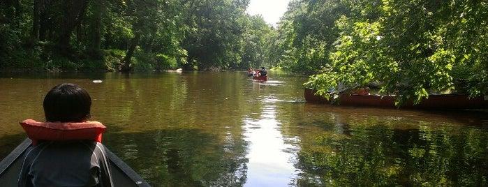 Northbrook Canoe Company is one of diane : понравившиеся места.