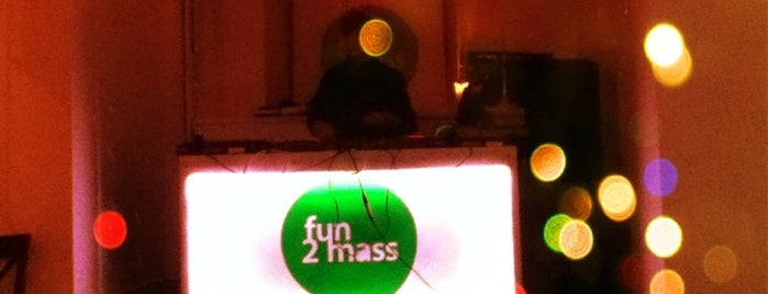 Fun2mass Bar is one of Ту ду.