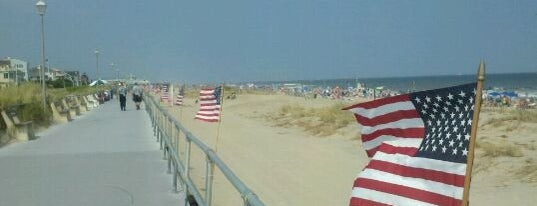 Sea Girt Beach is one of Road Trips (Under 3 Hours).