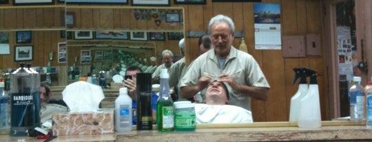 Sigfrido Barber Shop is one of Hidden Gems.