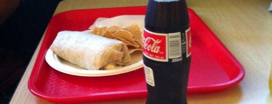 Tacos Por Favor is one of 40 Must-Try Burritos.