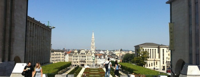 Kunstberg / Mont des Arts is one of Bruxelles | Brussels #4sqcities.