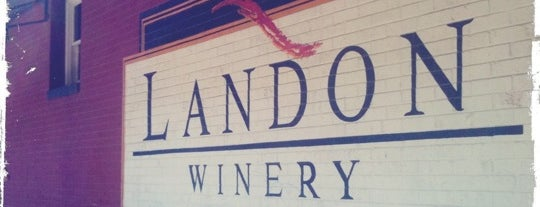 Landon Winery is one of Best places in Mckinney, TX.