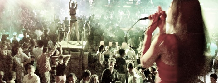 Club Ally is one of Best Night Clubs in Antalya.
