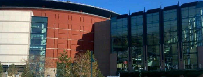 Ball Arena is one of Attractions Near Embassy Suites Denver Hotel.