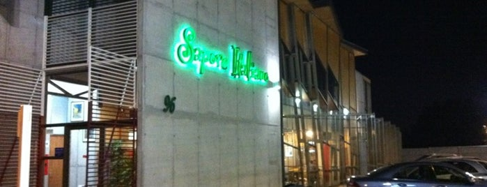 Sapore Italiano is one of Restaurante.