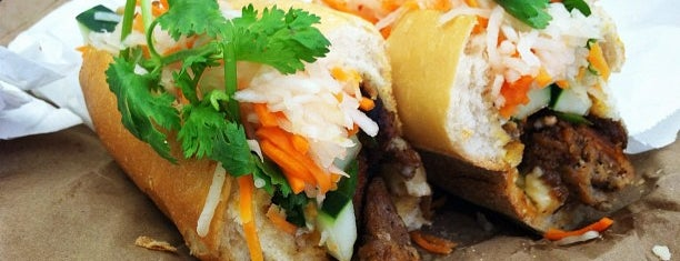 Banh Mi Saigon Bakery is one of NYC + Brooklyn - Best Hits.