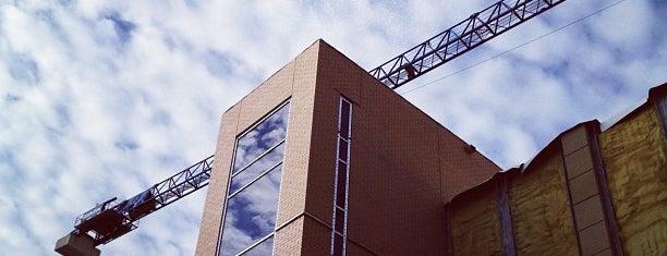 Eaton Hall is one of Academic Buildings.