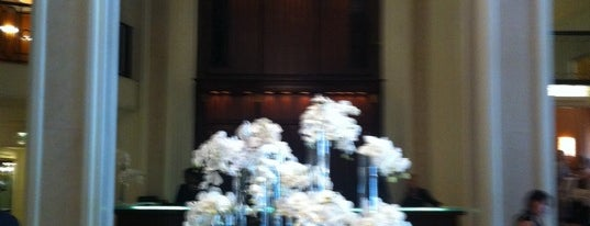 Beverly Wilshire Hotel (A Four Seasons Hotel) is one of Stevenson's Favorite World Hotels.