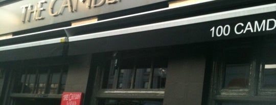 The Camden Head is one of Giannis 님이 좋아한 장소.