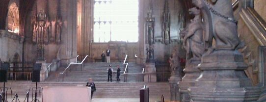 Westminster Hall is one of London City Guide.