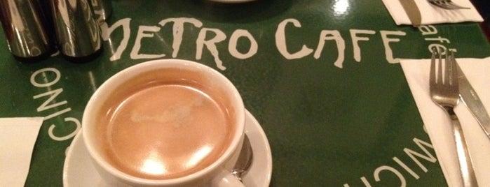 Metro Café is one of Dublin, Ireland.