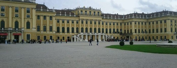 Schloss Schönbrunn is one of Best of World Edition part 1.