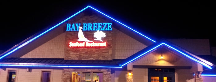 Bay Breeze is one of Food.