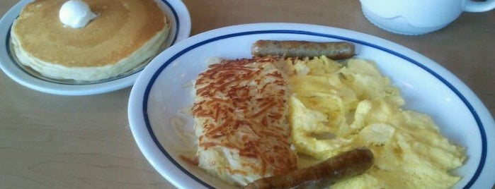 IHOP is one of SF Late Night/ 24 Hour Bites.