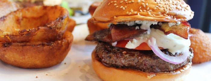 BGR - The Burger Joint is one of The Crew's Burgers of the Year 2011.