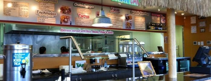 Tulum Fresh Mexican Grill is one of Sharla : понравившиеся места.
