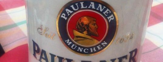 Paulanergarten Holle's am Schlossgarten is one of Hotspots Hessen | Bier.