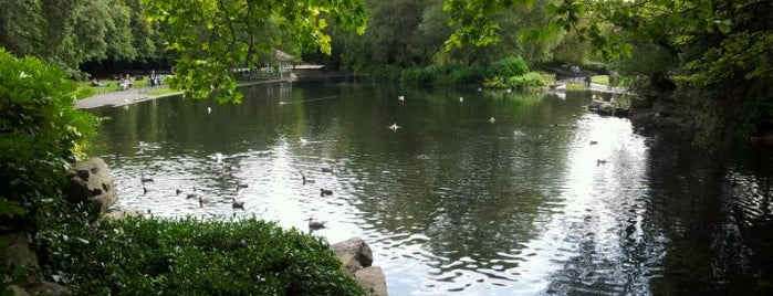 St Stephen's Green is one of Ireland.
