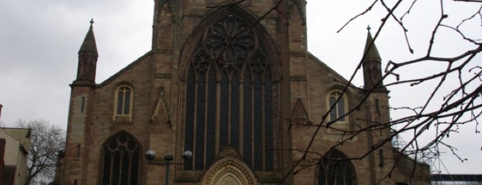 Worcester Cathedral is one of สถานที่ที่ Carl ถูกใจ.