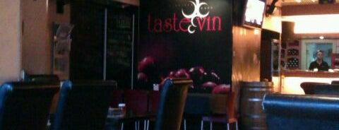 Tastevin is one of Locais curtidos por Jorge.