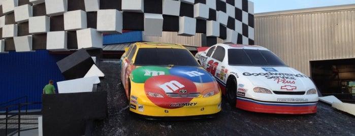 NASCAR Speedpark is one of Myrtle Beach.