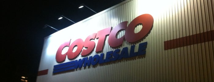 Costco Wholesale is one of Try again list.