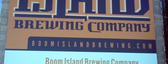 Boom Island Brewing Company is one of Minneapolis Brewing.