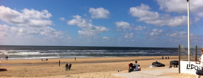 Strand Bloemendaal is one of Netherlands Beachs.