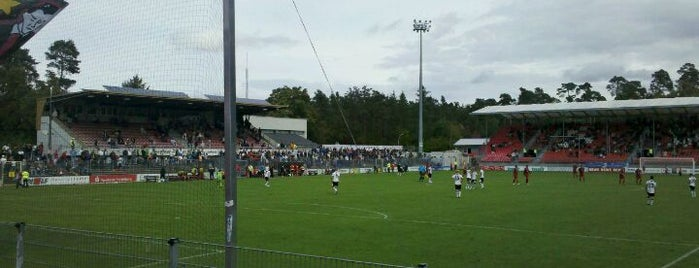 Hardtwaldstadion is one of International Sports~Part 1....