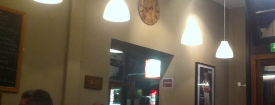 French Living Restaurant is one of สถานที่ที่บันทึกไว้ของ Leonard.